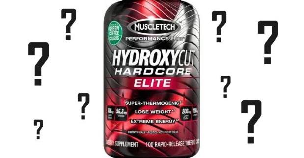 avis sur Hydroxycut