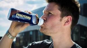 proteine-shaker