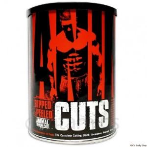 Animal cuts 42 packs