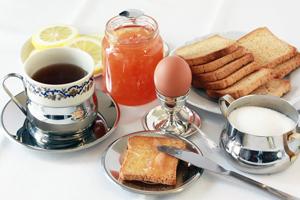 Composer des menus équilibrés dès le petit déjeuner