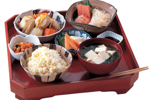 Manger japonais pour maigrir