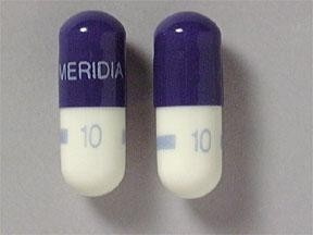 sibutral 10 mg