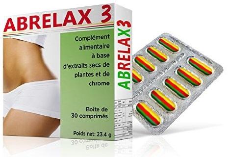 AbRelax3 efficace