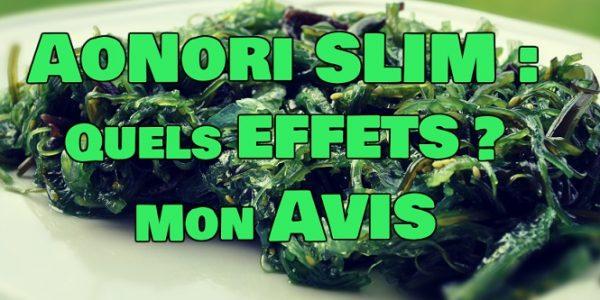 Aonori Slim : Avis & Analyse