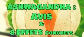 Ashwagandha : Avis et ses 6 Effets CONCRETS