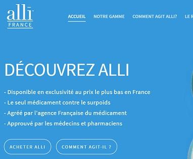 Site officiel AlliFrance