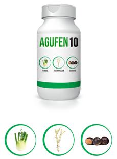 agufen10 ingrédients