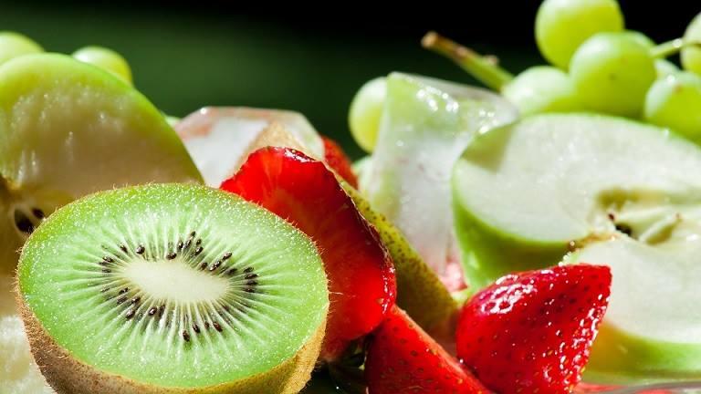 régime fruits