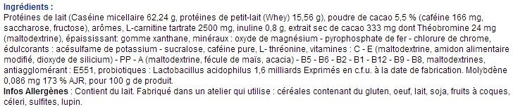 protéine brule graisse