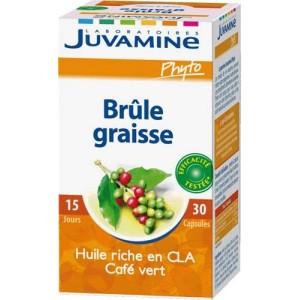 Juvamine Brule Graisse : Avis/Analyse - Bruleurs de Graisse