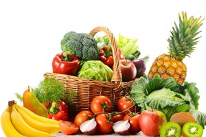 les fruits et légumes aident à perdre du poids rapidement