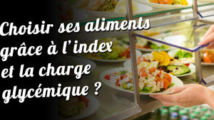 Les aliments à IG bas pour un menu IG bas