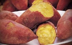 la patate douce est un aliment parfait pour faire un menu IG bas