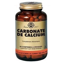 Carbonate de Calcium dans le brûle graisse PhenQ