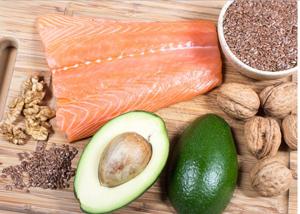 les bonnes graisses font partie du meilleur régime du monde