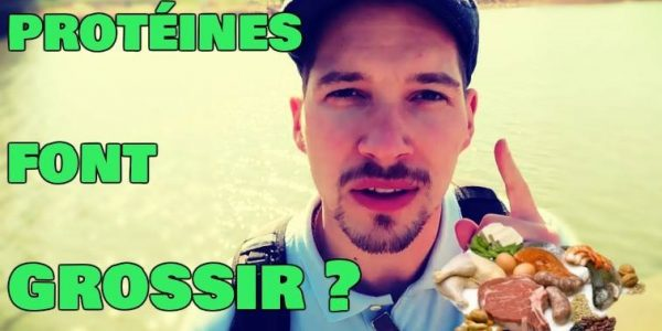 Manger TROP de Protéines fait Grossir ? (Vidéo)