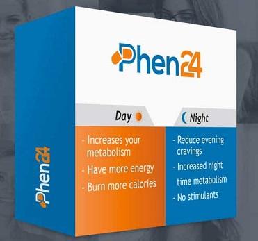 bruleur de graisse Phen24