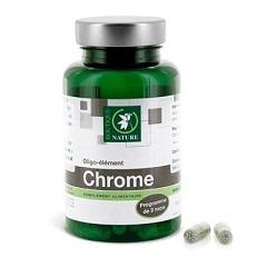 """Le Chrome, un des ingrédients """"cachés"""" du Slim5 brûle-graisse"""