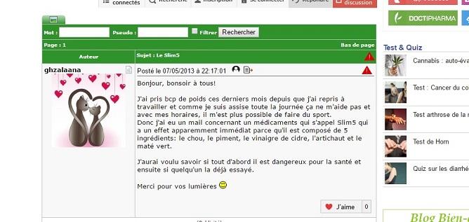 forum slim5