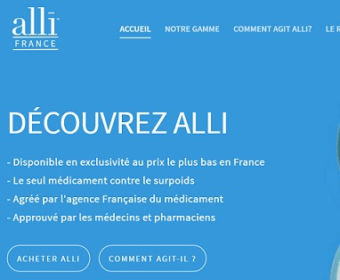 Site officiel AlliFrance