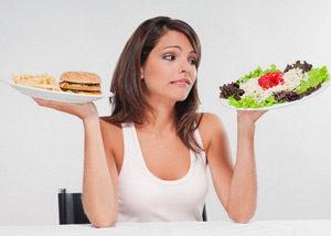 Tout dépend avant tout de l'alimentation