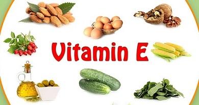 Aliments pour descendre le taux de sucre riche en vitamine E