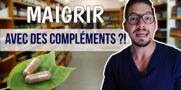 Quel Complément Alimentaire choisir pour Maigrir ? (Vidéo)