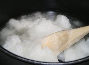 l'huile de noix de coco pour perdre du poids