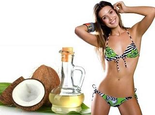 huile de noix de coco pour maigrir avis